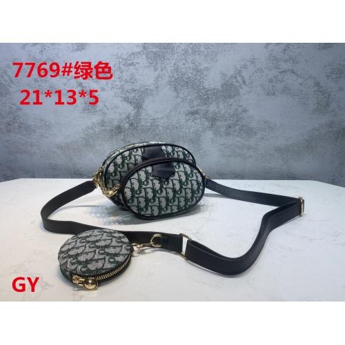 Christian Dior Messenger Bags For Women #909645 $26.00 USD, Wholesale Replica Christian Dior Messenger Bags