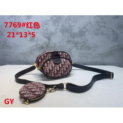 Christian Dior Messenger Bags For Women #909647 $26.00 USD, Wholesale Replica Christian Dior Messenger Bags