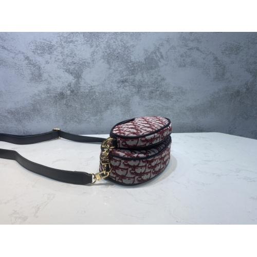 Replica Christian Dior Messenger Bags For Women #909647 $26.00 USD for Wholesale