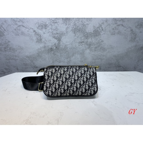 Replica Christian Dior Messenger Bags For Women #909649 $26.00 USD for Wholesale