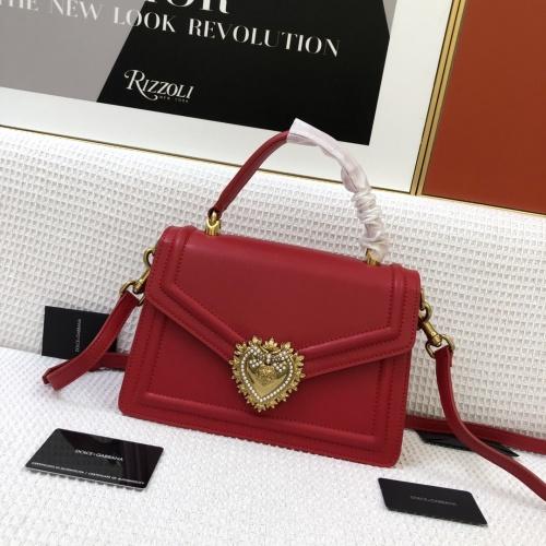Dolce & Gabbana D&G AAA Quality Messenger Bags For Women #909686 $160.00 USD, Wholesale Replica Dolce & Gabbana D&G AAA Quality Messenger Bags