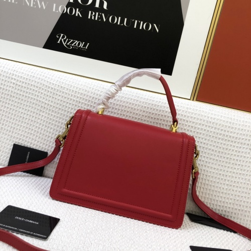 Replica Dolce & Gabbana D&G AAA Quality Messenger Bags For Women #909686 $160.00 USD for Wholesale