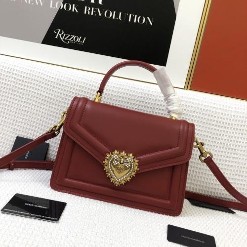 Dolce & Gabbana D&G AAA Quality Messenger Bags For Women #909687 $160.00 USD, Wholesale Replica Dolce & Gabbana D&G AAA Quality Messenger Bags