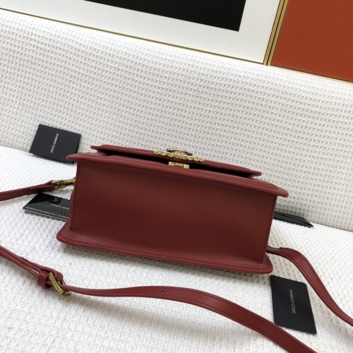 Replica Dolce & Gabbana D&G AAA Quality Messenger Bags For Women #909687 $160.00 USD for Wholesale