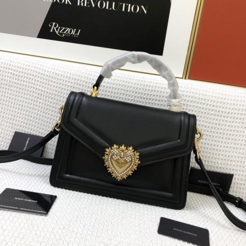 Dolce & Gabbana D&G AAA Quality Messenger Bags For Women #909688 $160.00 USD, Wholesale Replica Dolce & Gabbana D&G AAA Quality Messenger Bags