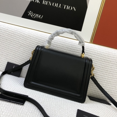 Replica Dolce & Gabbana D&G AAA Quality Messenger Bags For Women #909688 $160.00 USD for Wholesale