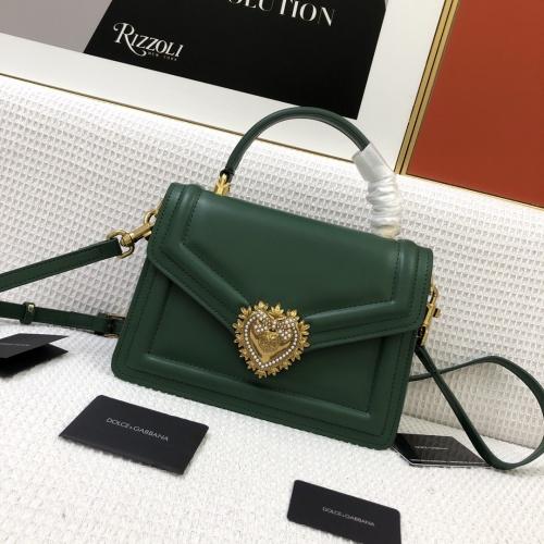 Dolce & Gabbana D&G AAA Quality Messenger Bags For Women #909689 $160.00 USD, Wholesale Replica Dolce & Gabbana D&G AAA Quality Messenger Bags