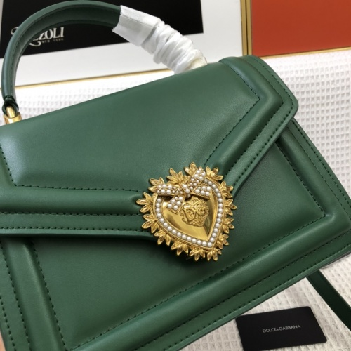 Replica Dolce & Gabbana D&G AAA Quality Messenger Bags For Women #909689 $160.00 USD for Wholesale