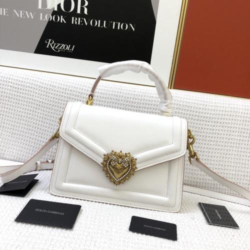 Dolce & Gabbana D&G AAA Quality Messenger Bags For Women #909690 $160.00 USD, Wholesale Replica Dolce & Gabbana D&G AAA Quality Messenger Bags