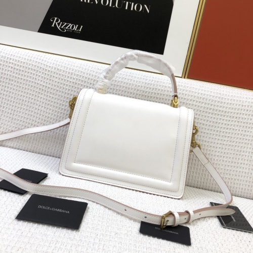 Replica Dolce & Gabbana D&G AAA Quality Messenger Bags For Women #909690 $160.00 USD for Wholesale