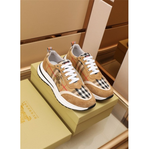 Burberry Casual Shoes For Men #909744