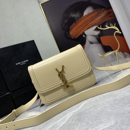 Yves Saint Laurent YSL AAA Messenger Bags For Women #909832 $105.00 USD, Wholesale Replica Yves Saint Laurent YSL AAA Messenger Bags
