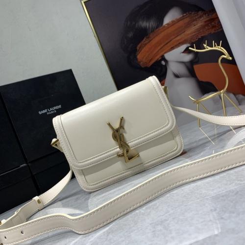Yves Saint Laurent YSL AAA Messenger Bags For Women #909833 $105.00 USD, Wholesale Replica Yves Saint Laurent YSL AAA Messenger Bags