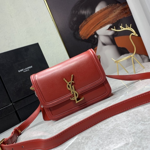 Yves Saint Laurent YSL AAA Messenger Bags For Women #909834 $105.00 USD, Wholesale Replica Yves Saint Laurent YSL AAA Messenger Bags