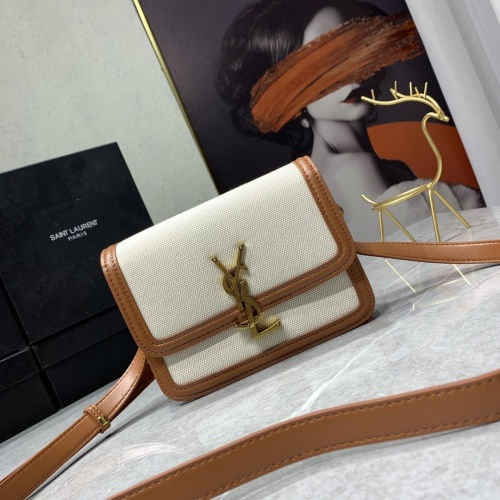 Yves Saint Laurent YSL AAA Messenger Bags For Women #909839 $105.00 USD, Wholesale Replica Yves Saint Laurent YSL AAA Messenger Bags