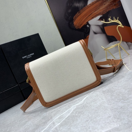 Replica Yves Saint Laurent YSL AAA Messenger Bags For Women #909839 $105.00 USD for Wholesale