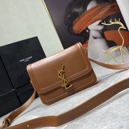 Yves Saint Laurent YSL AAA Messenger Bags For Women #909846 $102.00 USD, Wholesale Replica Yves Saint Laurent YSL AAA Messenger Bags