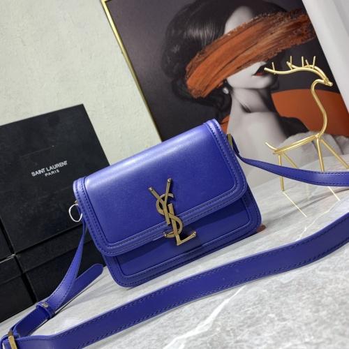 Yves Saint Laurent YSL AAA Messenger Bags For Women #909847 $102.00 USD, Wholesale Replica Yves Saint Laurent YSL AAA Messenger Bags