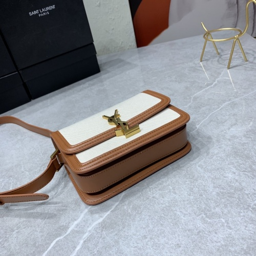 Replica Yves Saint Laurent YSL AAA Messenger Bags For Women #909848 $102.00 USD for Wholesale
