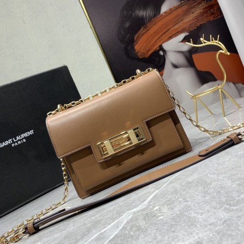 Yves Saint Laurent YSL AAA Messenger Bags For Women #909849 $92.00 USD, Wholesale Replica Yves Saint Laurent YSL AAA Messenger Bags