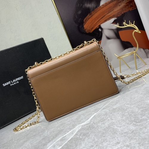 Replica Yves Saint Laurent YSL AAA Messenger Bags For Women #909849 $92.00 USD for Wholesale