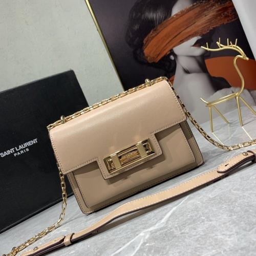 Yves Saint Laurent YSL AAA Messenger Bags For Women #909850 $92.00 USD, Wholesale Replica Yves Saint Laurent YSL AAA Messenger Bags