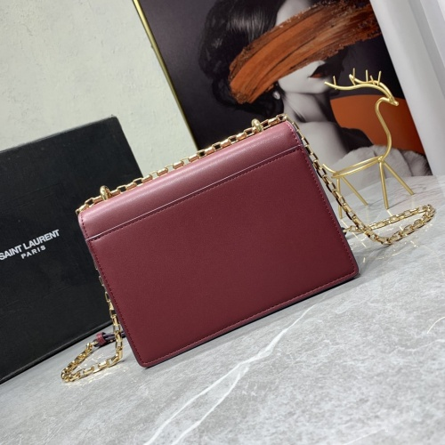 Replica Yves Saint Laurent YSL AAA Messenger Bags For Women #909851 $92.00 USD for Wholesale
