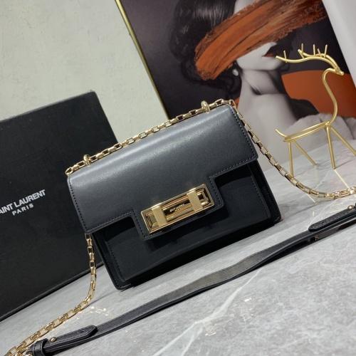 Yves Saint Laurent YSL AAA Messenger Bags For Women #909852 $92.00 USD, Wholesale Replica Yves Saint Laurent YSL AAA Messenger Bags