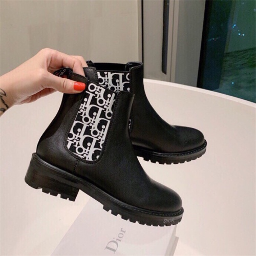 Christian Dior Boots For Women #909984
