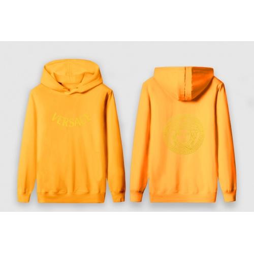 Versace Hoodies Long Sleeved For Men #910062