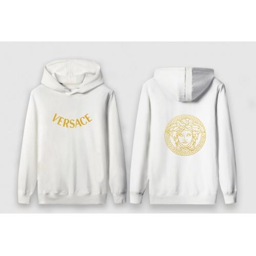 Versace Hoodies Long Sleeved For Men #910064 $41.00 USD, Wholesale Replica Versace Hoodies