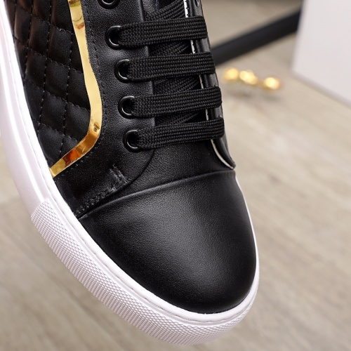 Replica Versace Casual Shoes For Men #910176 $68.00 USD for Wholesale