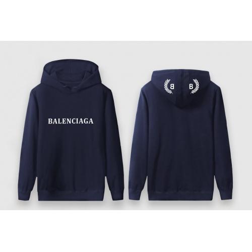 Balenciaga Hoodies Long Sleeved For Men #910198