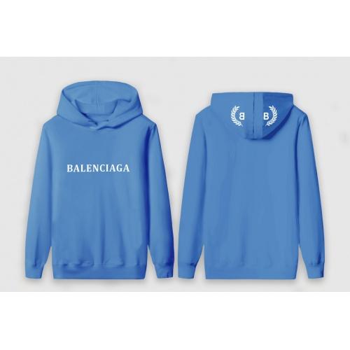Balenciaga Hoodies Long Sleeved For Men #910199