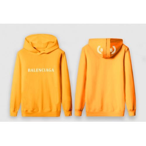 Balenciaga Hoodies Long Sleeved For Men #910201