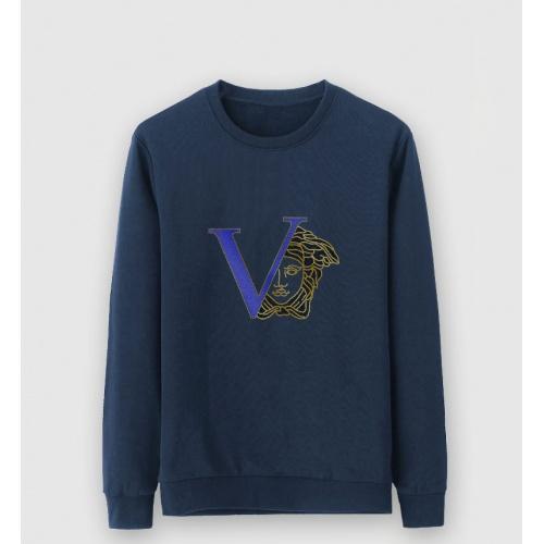 Versace Hoodies Long Sleeved For Men #910344 $39.00 USD, Wholesale Replica Versace Hoodies