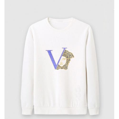 Versace Hoodies Long Sleeved For Men #910346