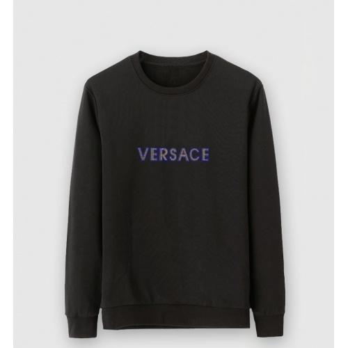 Versace Hoodies Long Sleeved For Men #910347