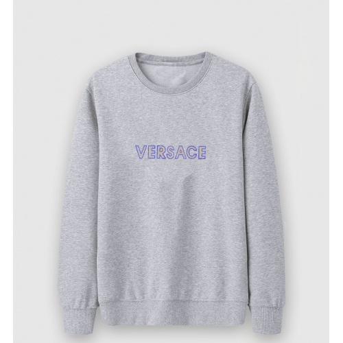 Versace Hoodies Long Sleeved For Men #910349 $39.00 USD, Wholesale Replica Versace Hoodies