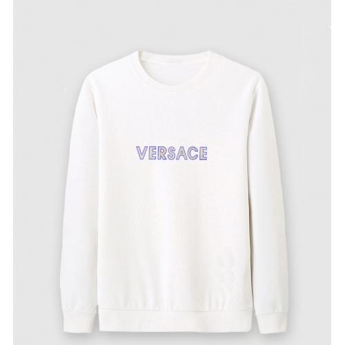 Versace Hoodies Long Sleeved For Men #910350