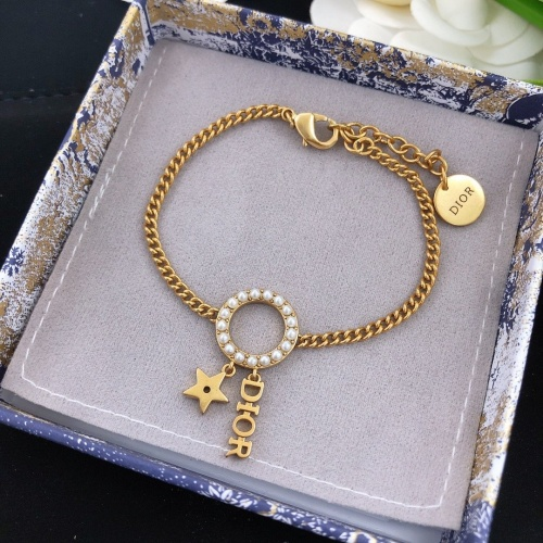Christian Dior Bracelets #910406 $29.00 USD, Wholesale Replica Christian Dior Bracelets