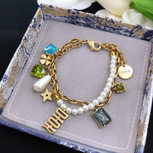 Christian Dior Bracelets #910418 $29.00 USD, Wholesale Replica Christian Dior Bracelets
