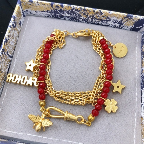 Christian Dior Bracelets #910429 $32.00 USD, Wholesale Replica Christian Dior Bracelets