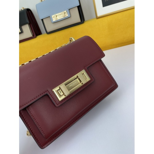 Replica Yves Saint Laurent YSL AAA Messenger Bags For Women #910445 $92.00 USD for Wholesale