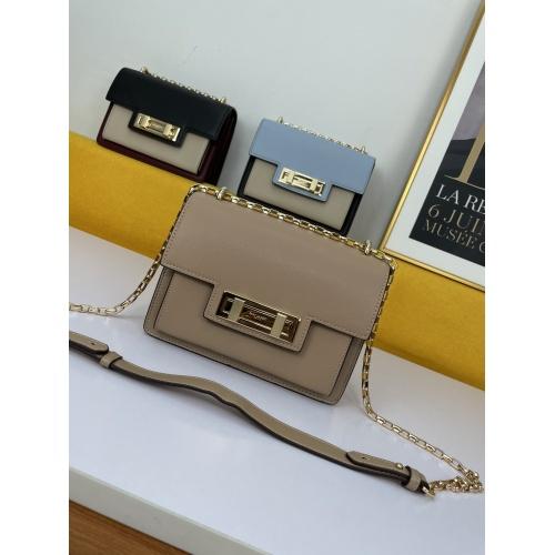 Yves Saint Laurent YSL AAA Messenger Bags For Women #910448 $92.00 USD, Wholesale Replica Yves Saint Laurent YSL AAA Messenger Bags