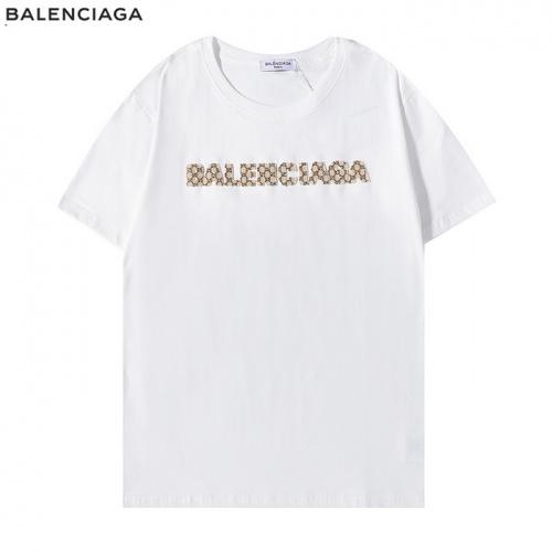 Balenciaga T-Shirts Short Sleeved For Men #910459