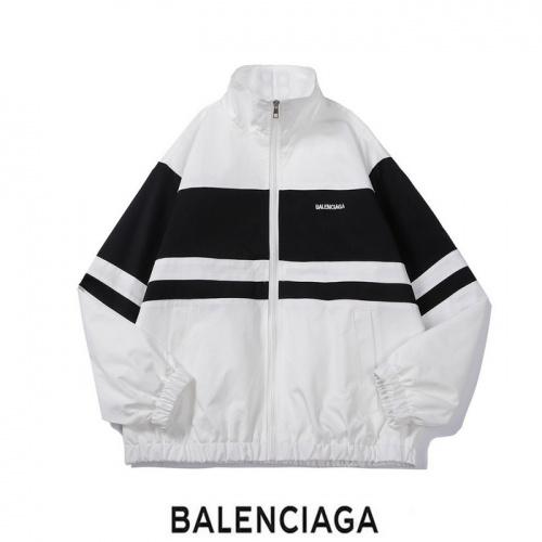 Balenciaga Jackets Long Sleeved For Men #910463