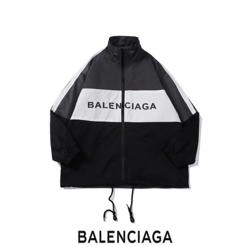Balenciaga Jackets Long Sleeved For Men #910464