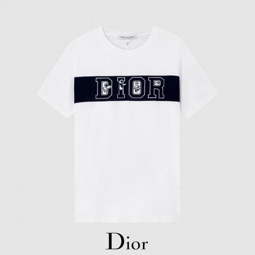 Christian Dior T-Shirts Short Sleeved For Men #910479