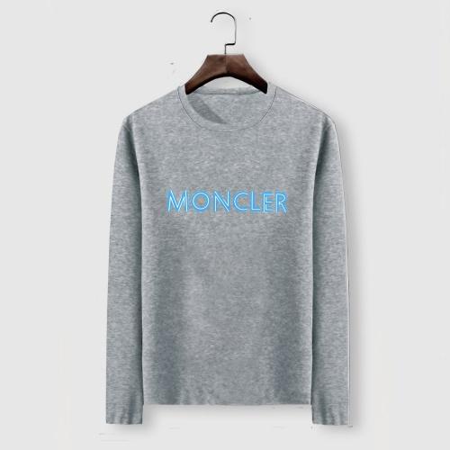 Moncler T-Shirts Long Sleeved For Men #910705